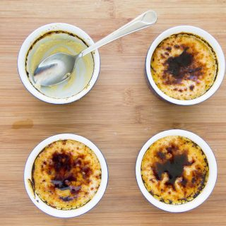 Crème Brûlée Recipe – Easy and Delicious!