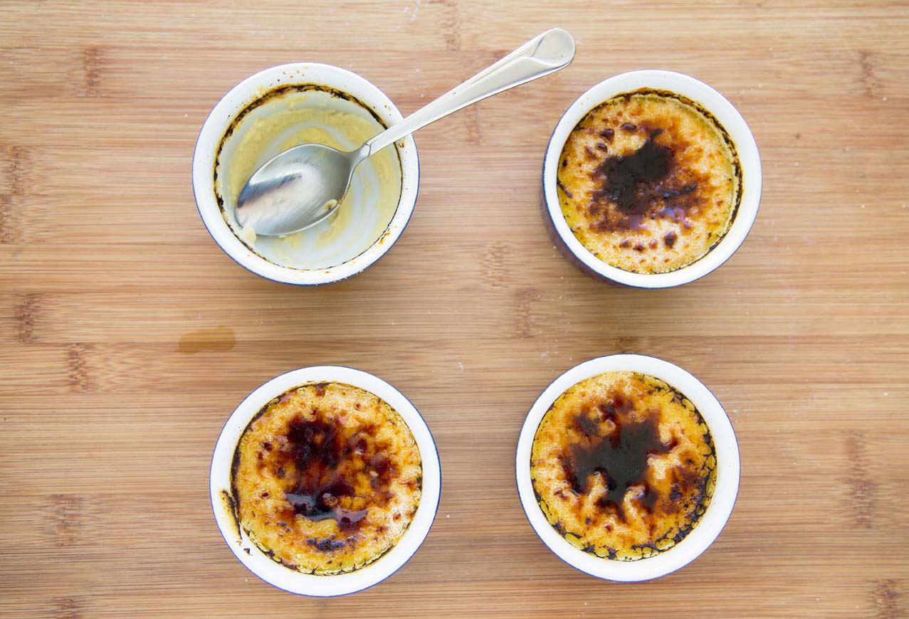 Creme Brulee Recipe Easy And Delicious Chef Dennis