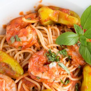 Quick and Easy Shrimp Fra Diavlo Recipe