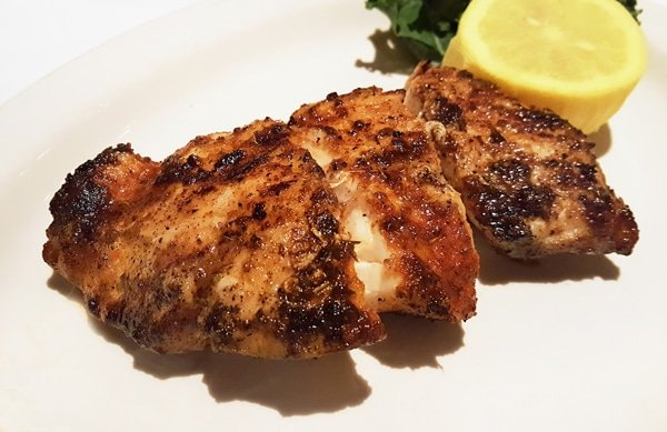 blackened fish, Grouper, Florida, Seafood