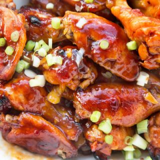 Chinese Sticky Chicken Wings