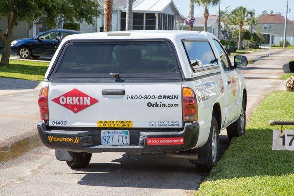 Orkin Mosquito Season Control