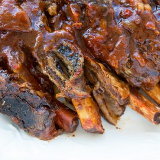 The Best Slow Cooker Guinness Beef Ribs