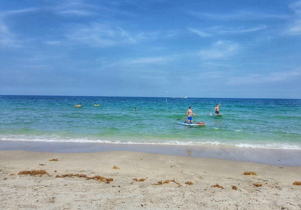 Lauderdale by the sea, Windjammer Resort and Beach Club