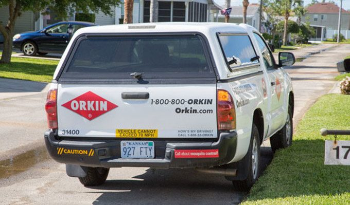 Are you Ready for Mosquito Season?  Better call Orkin!