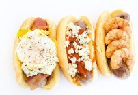 johnsonville brats three ways