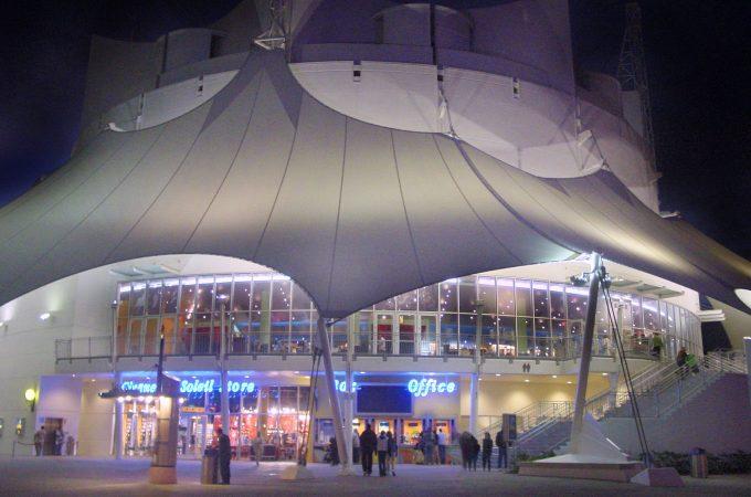Cirque du Soleil La Nouba, Disney Springs
