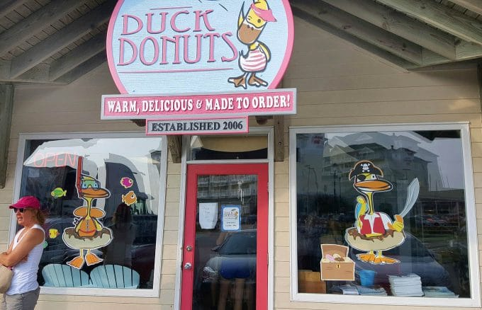 Duck Donuts, Kill devil hills