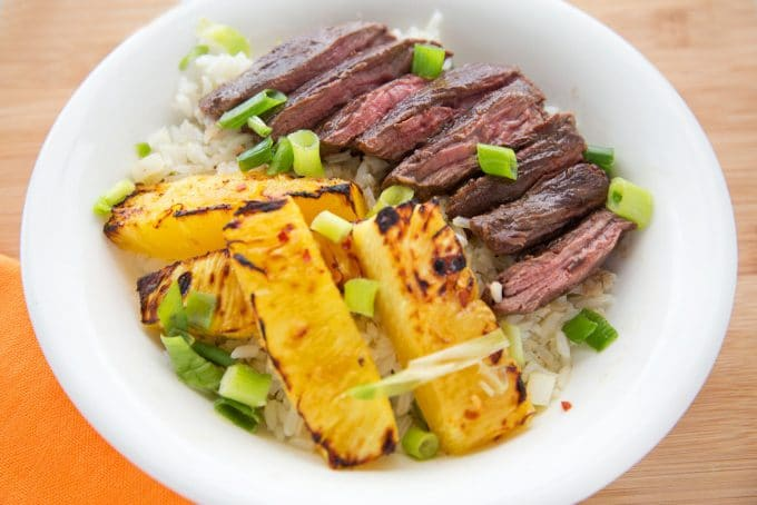 Big Island Steak Bowl