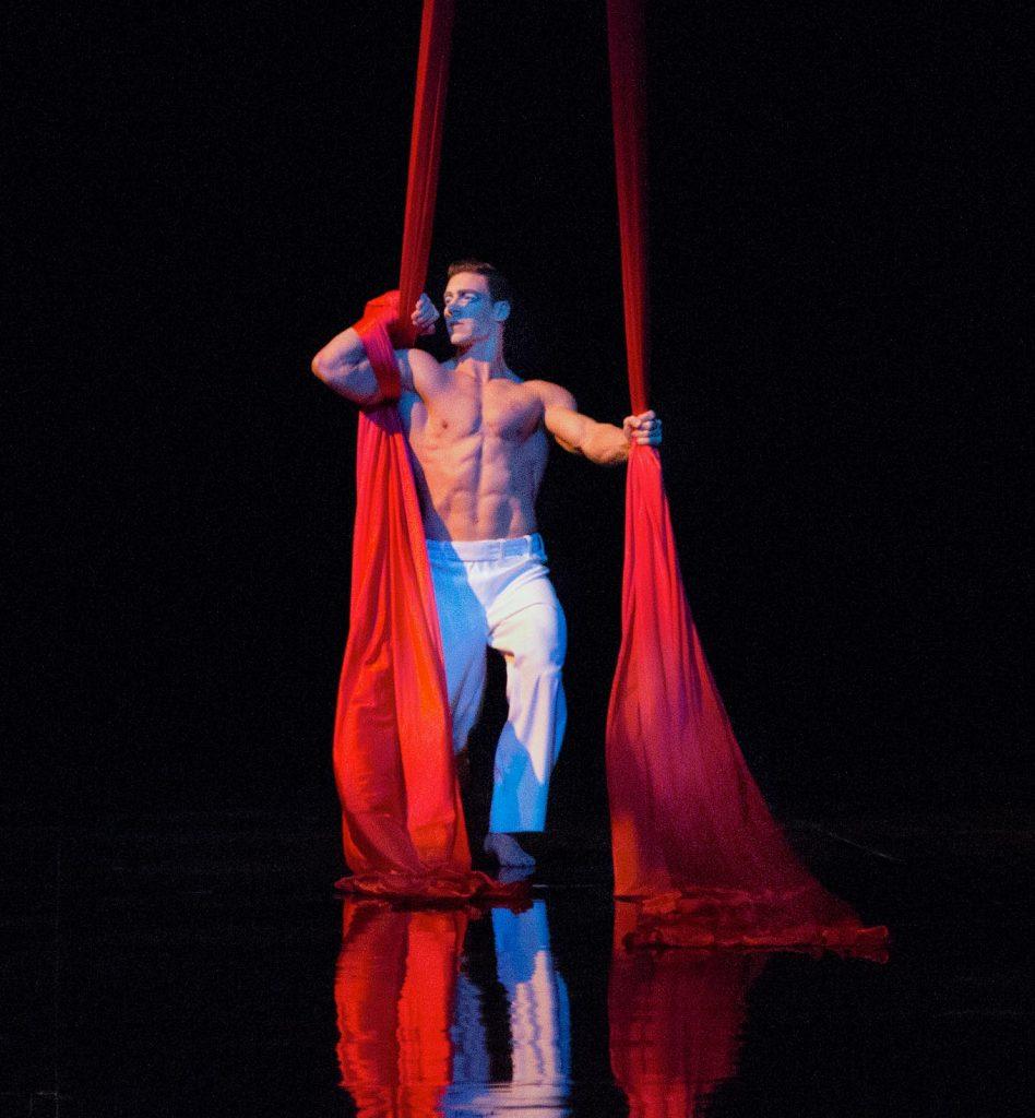 cirque du soleil La Nouba , Disney Springs