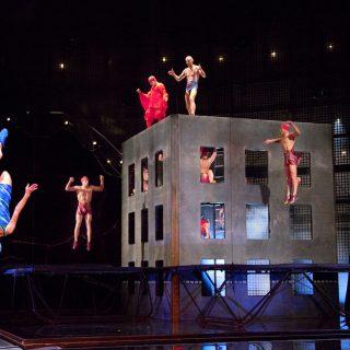 La Nouba- A Locals Review of Cirque du Soleil at Disney Springs