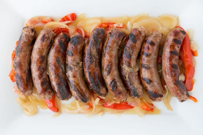 Johnsonville brats for bratsgiving