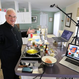 Around the Kitchen Table – My New Show on Google+