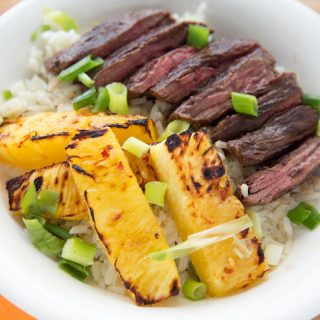 The Big Island Steak Bowl