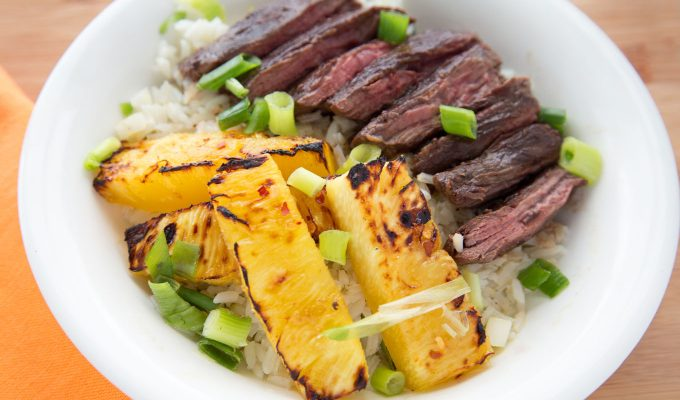 The Big Island Steak Bowl- Deliciousness Delivered to Your Door with Terra's Kitchen