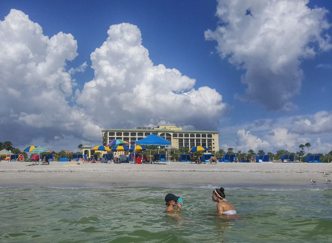 Sirata Beach Resort at St. Pete's Beach