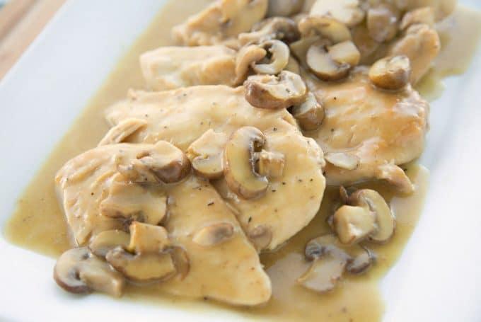 Classic Chicken Marsala Recipe A Date Night Dinner Chef Dennis