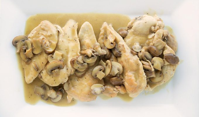 Classic Chicken Marsala Recipe – The Perfect Date Night Dinner