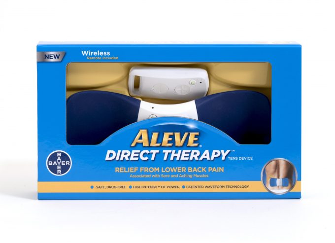 Aleve® Direct TherapyTM