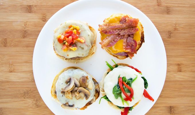 How to make The All-American Cheeseburger with Sargento Cheese