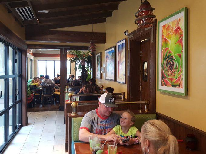 Surviving Hurricane Matthew at Disney All Star Sports Resort, Paradiso 37 at Disney Springs