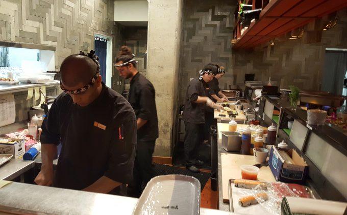 Doraku Sushi Buckhead Atlanta