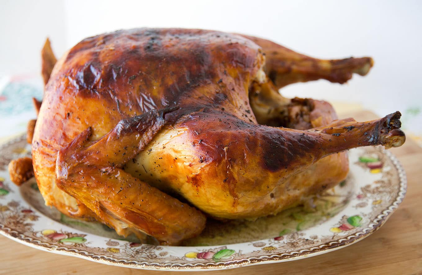 How to Dry Brine and Roast a Turkey Perfectly - A Chef's ...