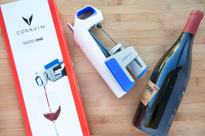 Say Goodbye to your Corkscrew and say Hello to the Coravin