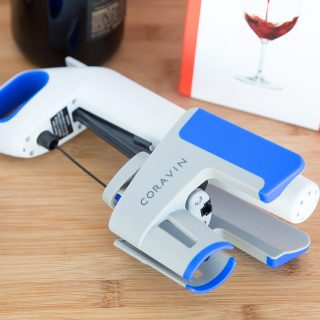 Say Goodbye to your Corkscrew and Hello to the Coravin Wine System  #StopScrewingAround