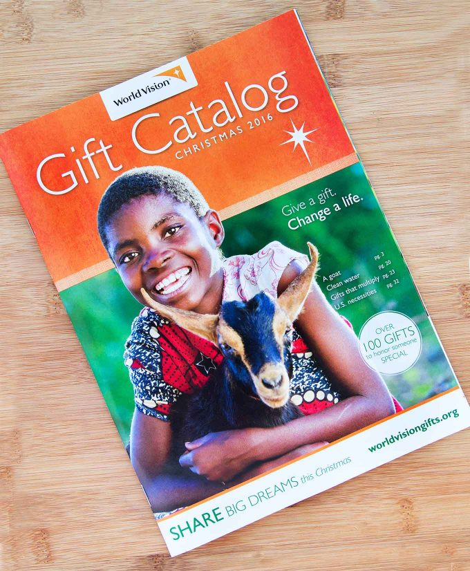 Delightful World Vision Christmas Gifts Part - 11: World Vision Catalog