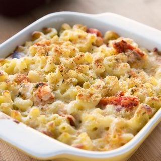 White Cheddar Lobster Mac and Cheese Recipe – Decadent Comfort Food