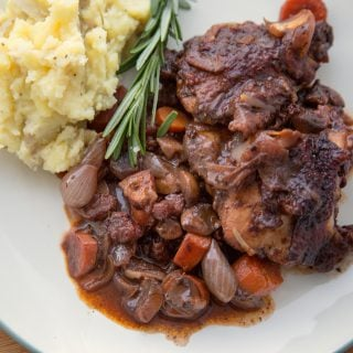 Coq au Vin, Better than Bullion and Swiss Diamond