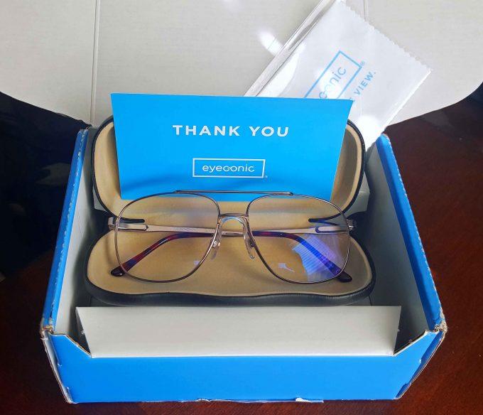 Eyeconic eye glasses and sun glasses