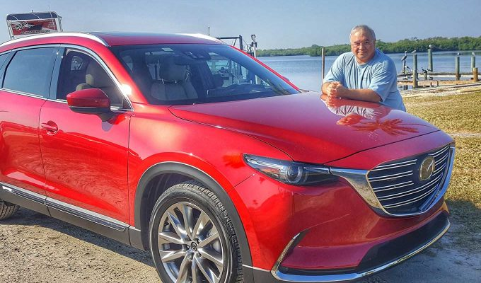 Mazda CX-9 Review- Makes Driving Better Because Driving Matters
