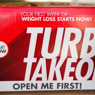 Nutrisystem for men Turbo Takeoff