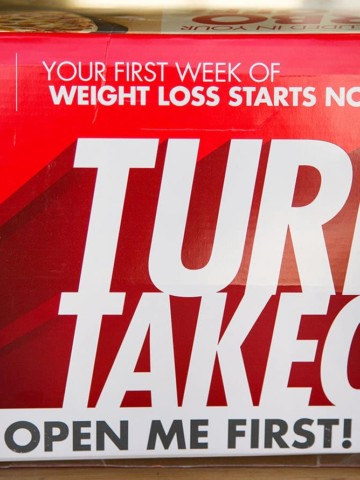 Nutrisystem for men Turbo Takeoff