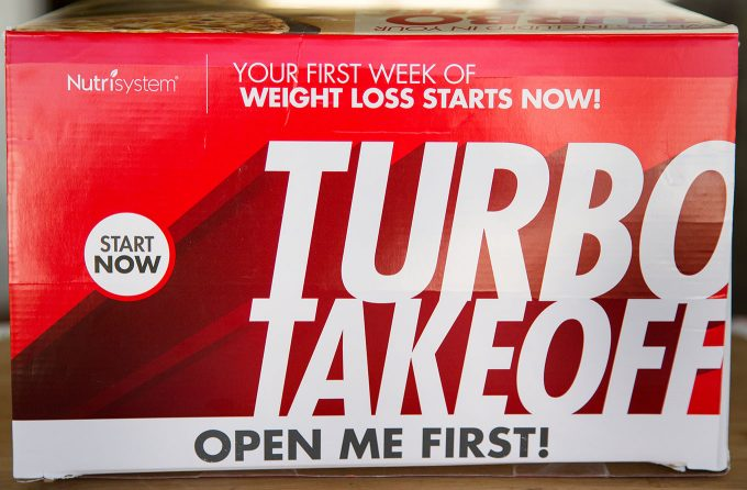 Nutrisystem for men Turbo Takeoff, weight loss