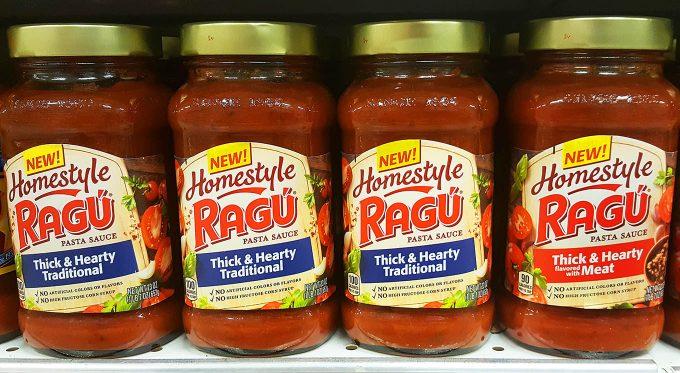 RAGÚ Homestyle Traditional Pasta Sauce