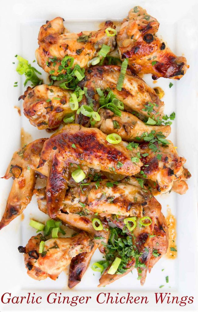 Oh sweet chicken wings, how do I love thee, let me count the ways ...
