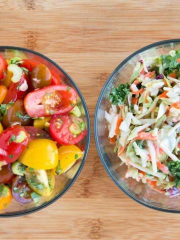 Nutrisystem for men, healthy salads