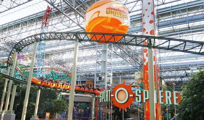 The Mall of America could be Your Next Travel Destination