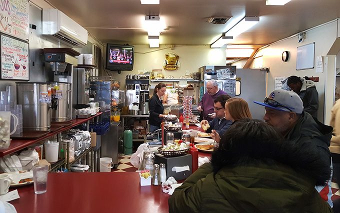 Smith St. Diner in Greensboro, North Carolina