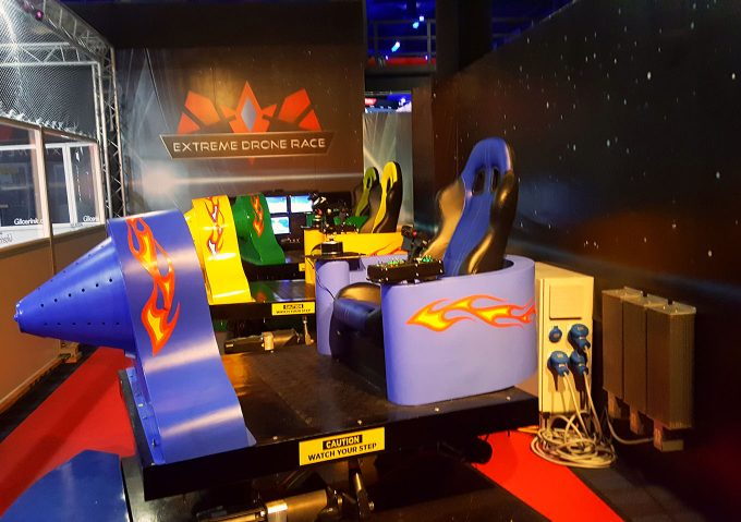 Virtual fun at Smasssh at Mall of America