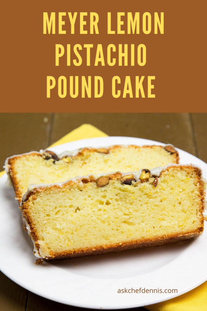 Pinterest Meyer Lemon Pistachio Pound Cake