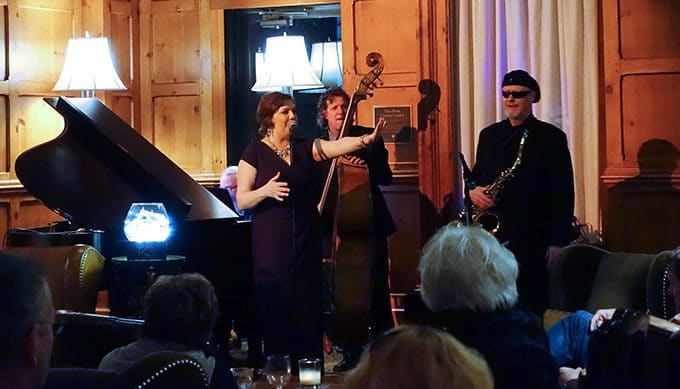 thursday night Jazz at the O.Henry Hotel
