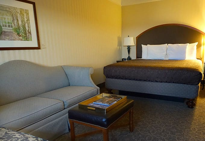 room at the O.Henry hotel