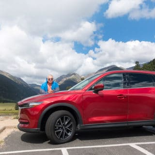 My Rocky Mountain Adventure with a Mazda CX-5 #DrivingMatters