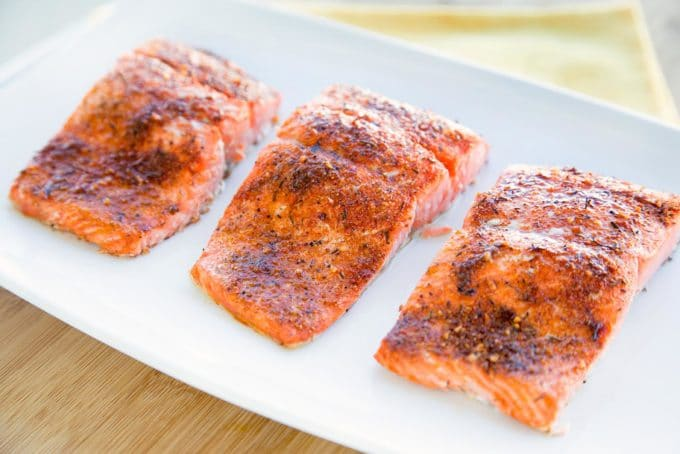 How to Make Cedar Planked Salmon - Chef Dennis