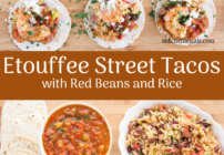 pinterest image for etouffee street tacos