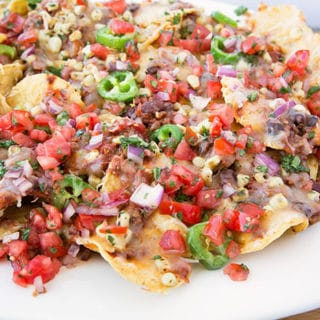Ultimate Nachos for the Big Game Get-Togethers